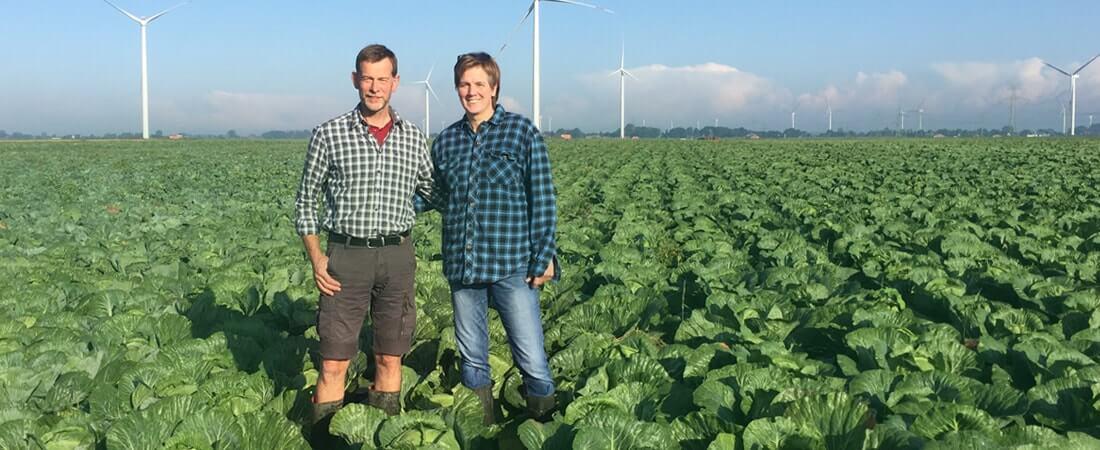 Unsere Produktionspartner Petra und Klaus Thomsen