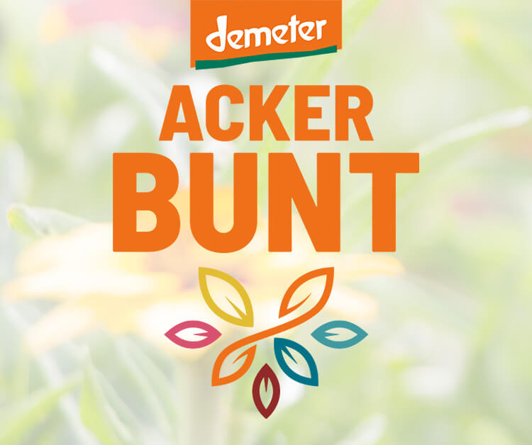 Demeter Ackerbunt Kampagne