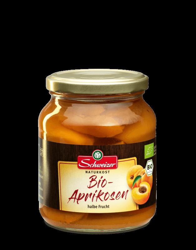 Bio Aprikosen 370 ml