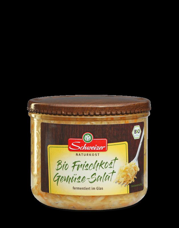 Bio Frischkost Gemüse-Salat 410g