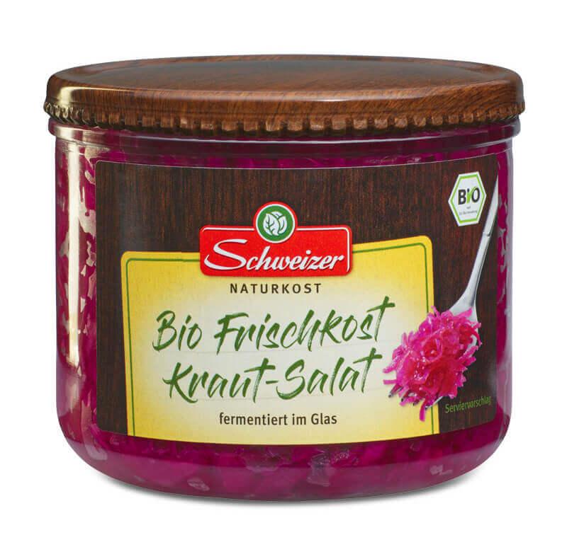 Bio Frischkost Krautsalat 410g
