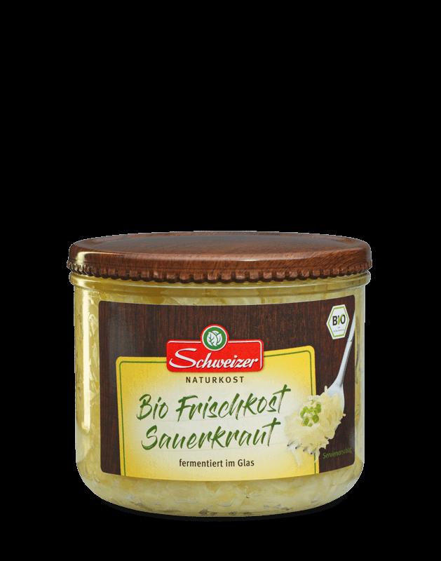 Bio Frischkost Sauerkraut 410g