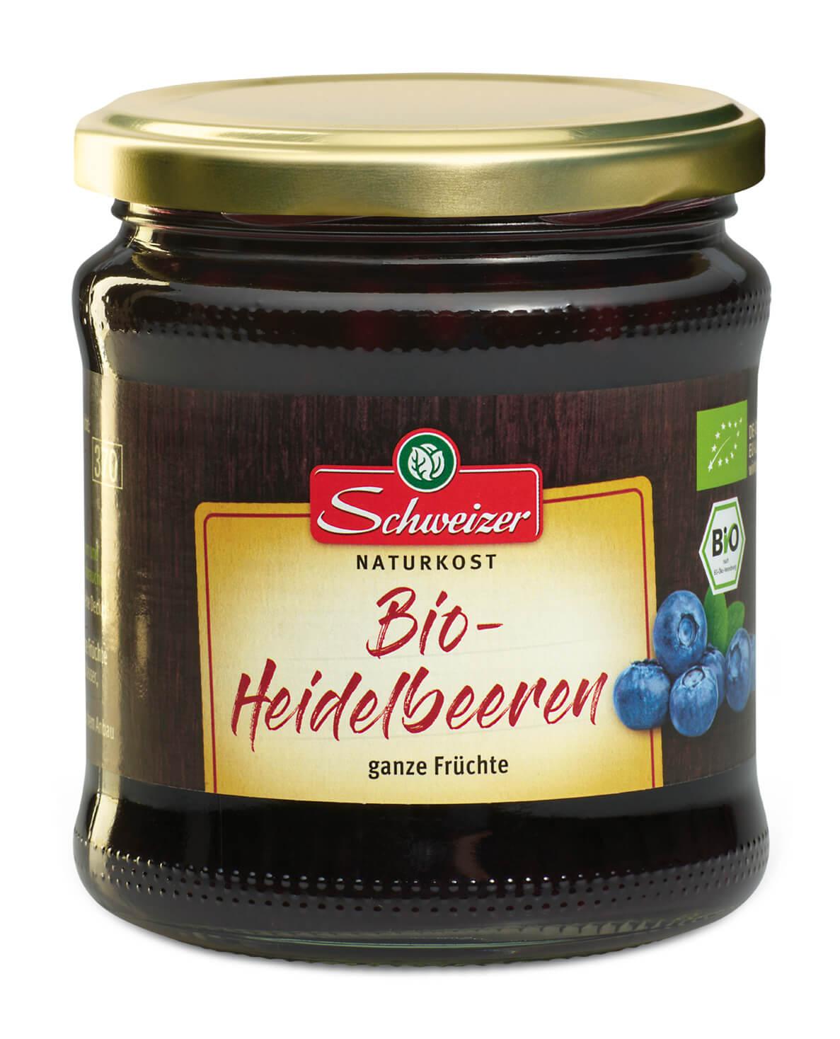 Bio Heidelbeeren 370 ml