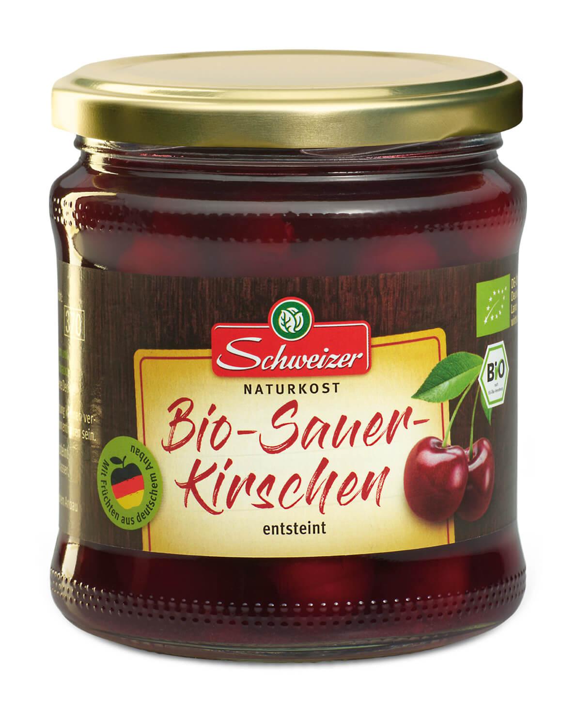 Bio Sauerkirschen 370 ml