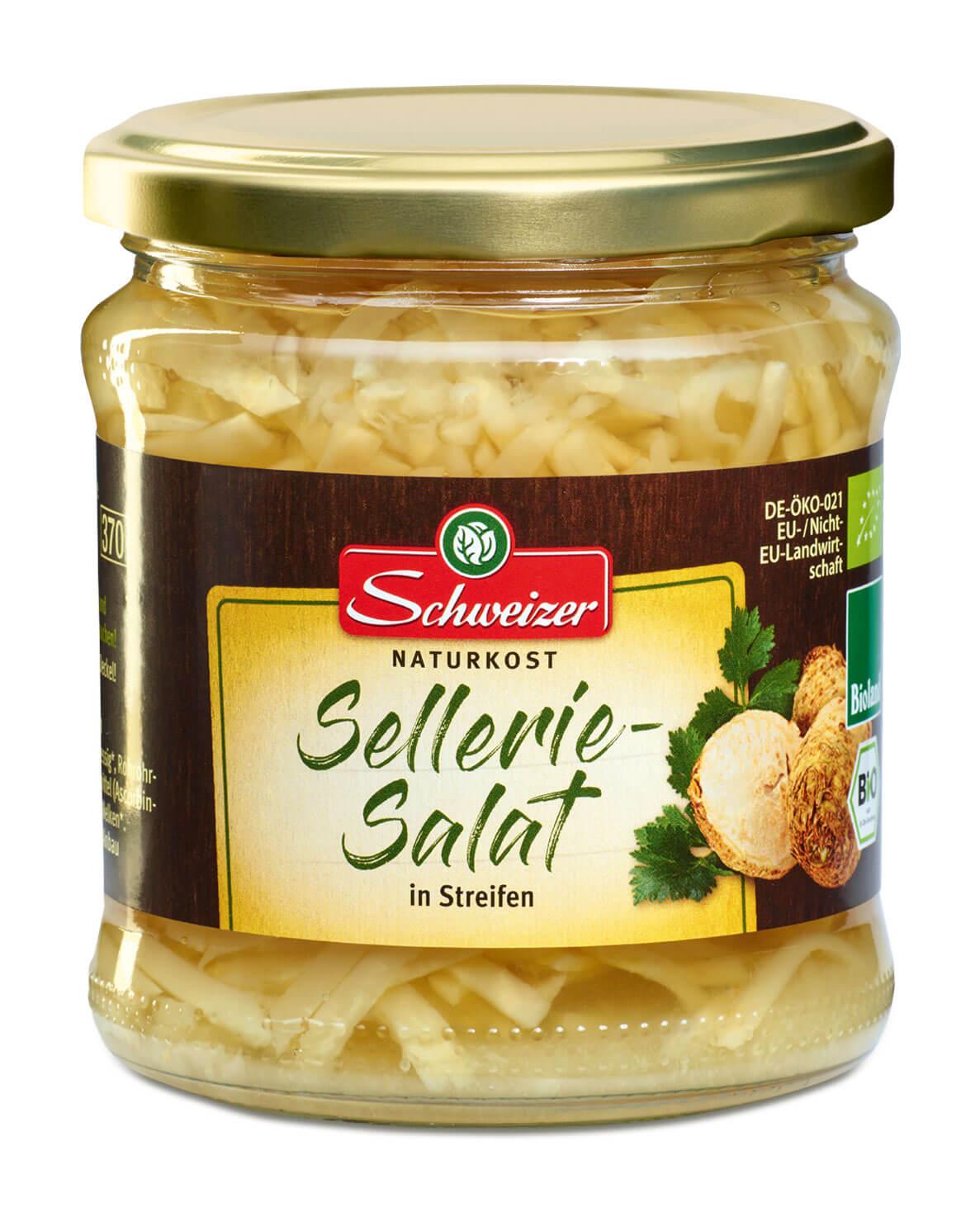 Bioland Selleriesalat 370 ml