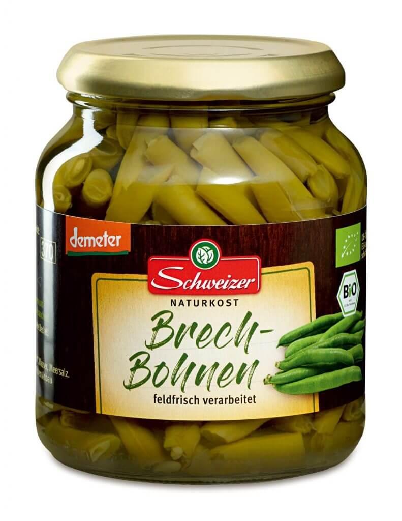 Demeter Brechbohnen 370 ml