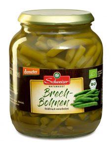 Demeter Brechbohnen 720 ml