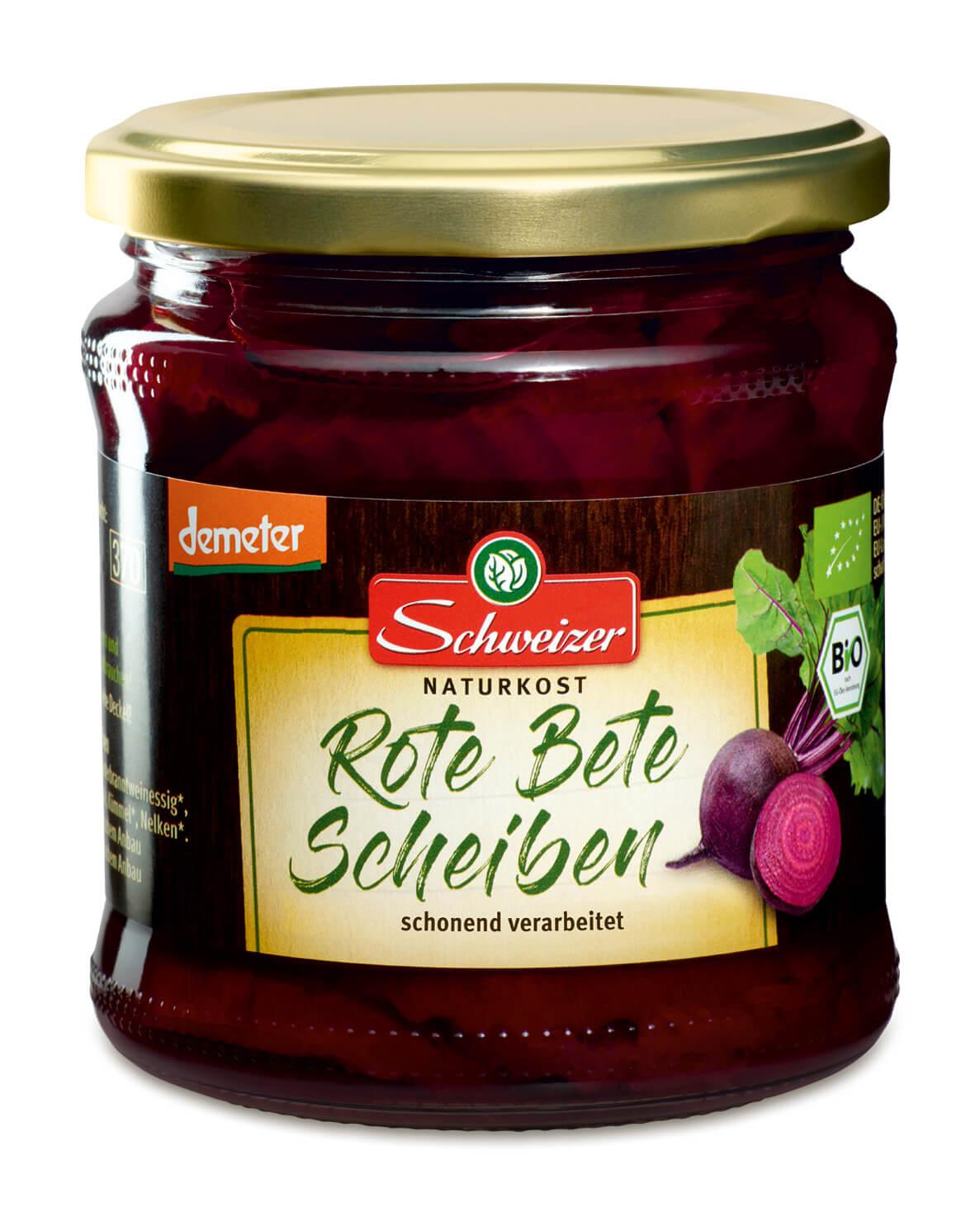 Demeter Rote Bete Scheiben 370 ml