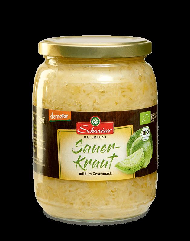 Demeter Sauerkraut 720 ml