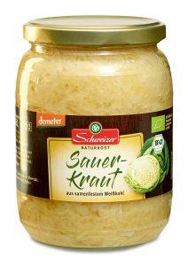 Demeter Sauerkraut Samenfest 720 ml
