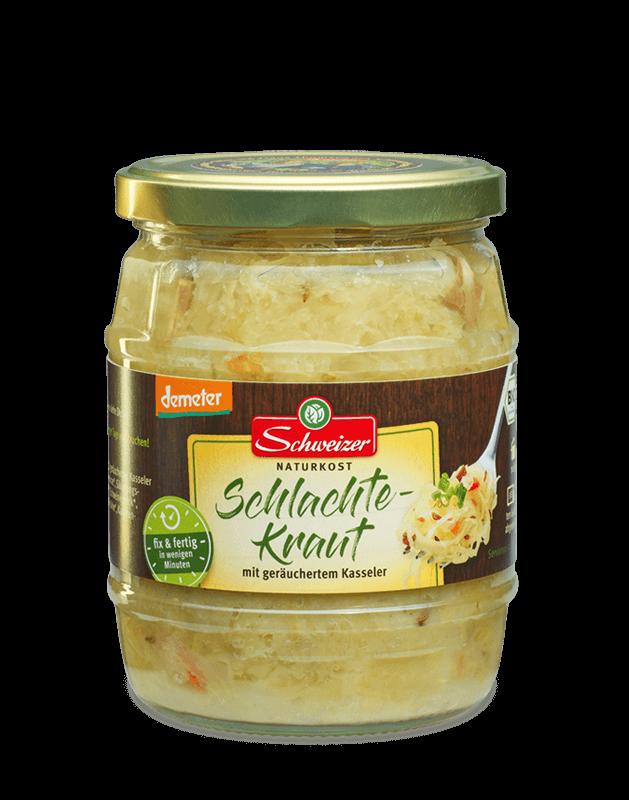Demeter Schlachtekraut 580 ml