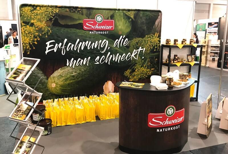 Schweizer Naturkost Messe